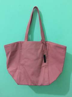 Victoria's Secret Bag Pink Salmon