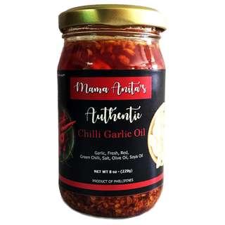 Chilli Garlic Oil - By Mama Anita's