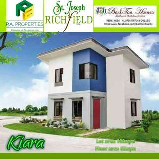 3 bedroom house and lot in Sta.Rosa Laguna