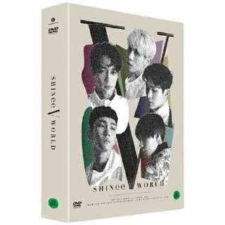 SHINEE : SHINee World V in Seoul DVD