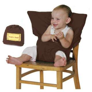 Sack' n Seat Portable Baby Highchair