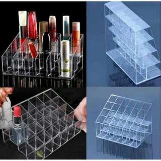#Bajet20 Lipstick/Make Up/Cosmetics Organizer