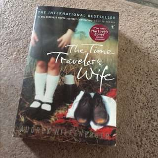 International Bestseller. The Time Traveler's Wife by Audrey Niffenegger