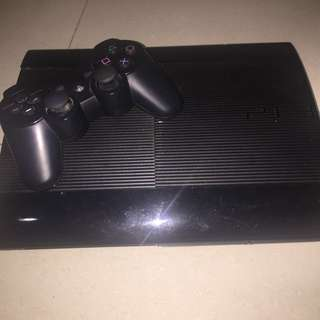Playstation 3 Slim (400gb)