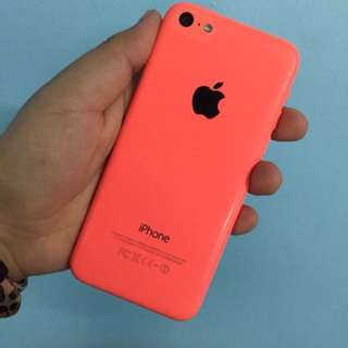 RUSH SALE IPHONE 5C 32GB