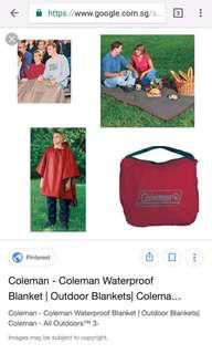 Brand New Coleman picnic mat