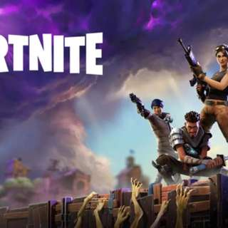 Fortnite founders standard edition PC