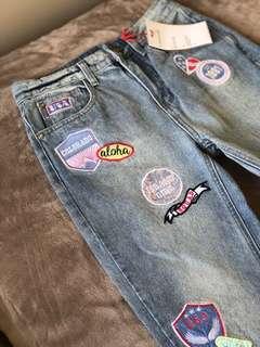 Brand new boyfriend jeans