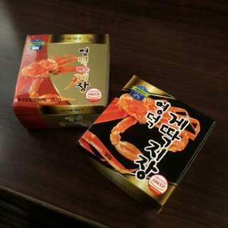 預購 ydk 蟹膏 原味蟹膏 辣味蟹膏