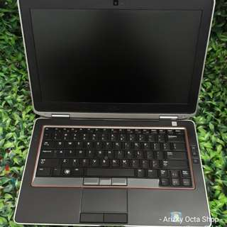 Ram 4g Ssd 128gb i7 laptop Dell Latitude e6320 TERMURAH HARGA BOLEH DI ADU