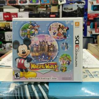 🆕 3DS Disney Magical World