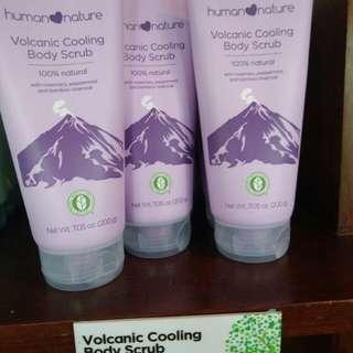 Volcanic Cooling Body Scrub