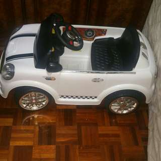 Childern car