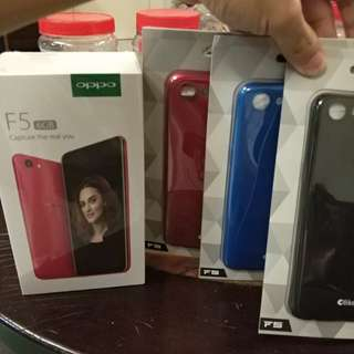 Oppo F5 6GB red (new)