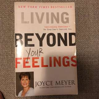 Joyce Meyer Living Beyond Your Feelings