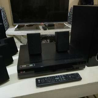 LG Home DVD Theater Cinema System