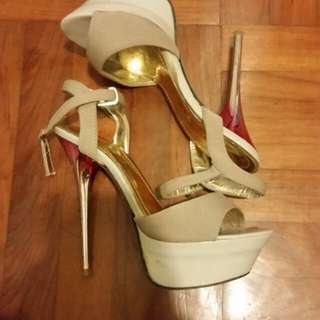 Pageant High Heels