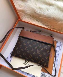 LV Tuileries sling bag Super Grade AAA