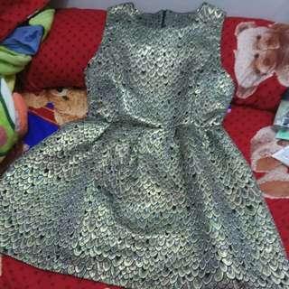 Dress pesta high quality