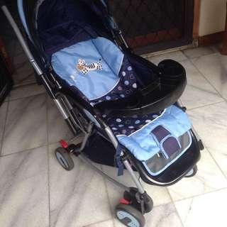 Stroller Pliko / Dorongan bayi