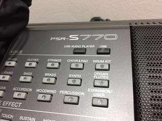 PSR-S770