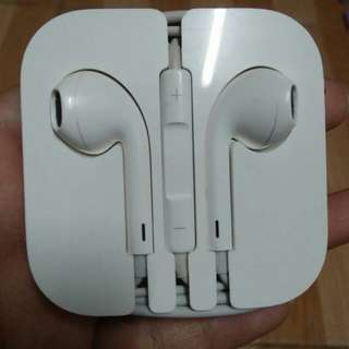 Orig iphone earpods