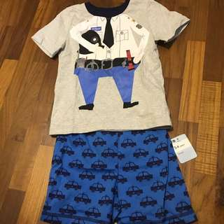 Mothercare police outfit 3-4 yrs