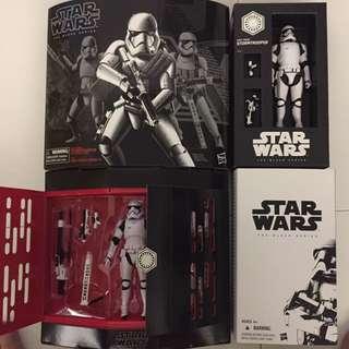 Star Wars exclusive Stormtrooper x 2