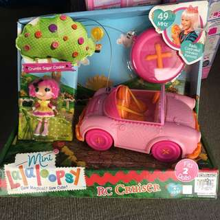 Mini Lalaloopsy RC Cruiser