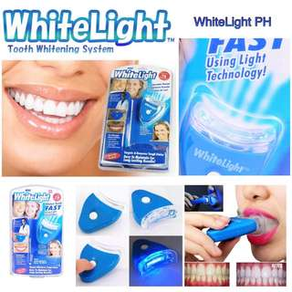 Teeth WhiteLight Whitening System