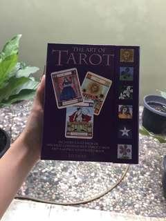 Tarot card Liz Dean