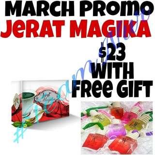 March Magika Promo