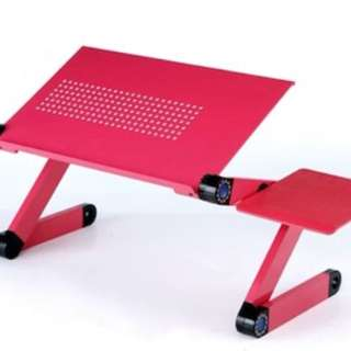 Foldable Laptop Table ROSE PINK