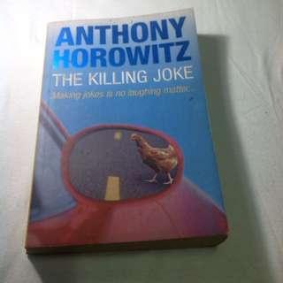 ANTHONY HOROWITZ  The Killing Joke