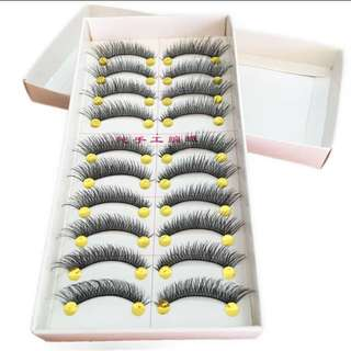 False eyelash set