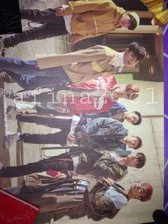 iKON 2nd Album:Return POSTER