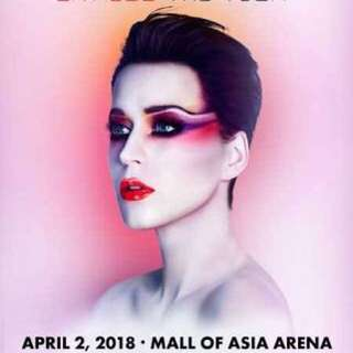 Katy Perry Witness The Tour - GEN AD