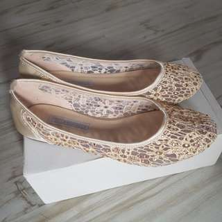 Gill by giselle flat shoes