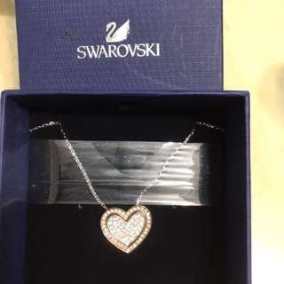 Swarovski Heart Shape Necklace