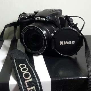 Nicon Coolplx P500