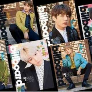[PRE-ORDER] BTS BILLBOARD MAGAZINE LIMITED BOX SET (TINGI VERSION)