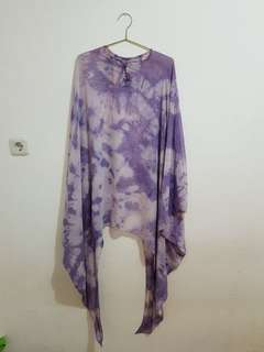 Purple Blouse by Dian Pelangi