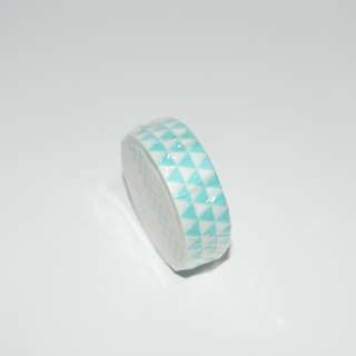 Triangle Washi Tape (15mm x 8m)