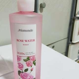 Mamonde Rose Water Toner (500ml)