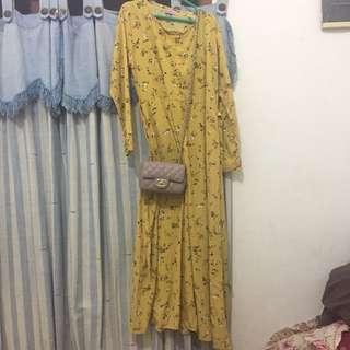 Dress / Gamis / Baju Muslim Syari
