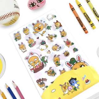 KAKAO Friends PVC Stickers