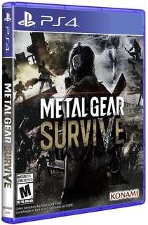 BNIB Metal Gear Survive