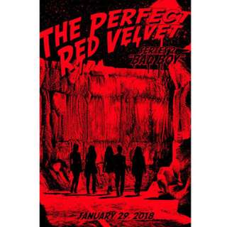 [PRE-ORDER] : Red Velvet - The Perfect Red Velvet (2nd album Repackage)