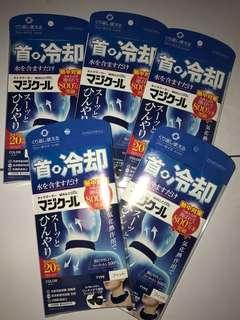 日本冰涼頸帶