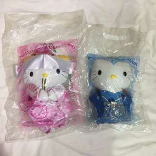 🚚 復古 1999年 hello kitty 東京之戀 玩具